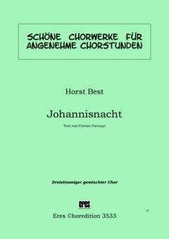 Johannisnacht (gemischter Chor 3st)