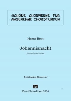 Johannisnacht (Männerchor 3st)