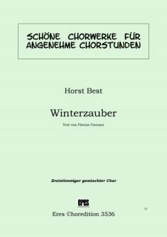 Winterzauber (gemischter Chor 3st)