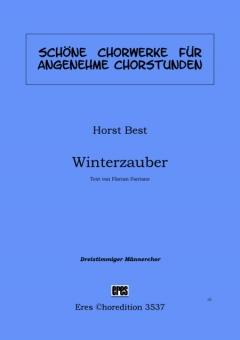 Winterzauber (Männerchor 3st)