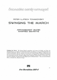 Swinging the March (gemischter Chor)