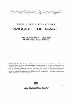 Swinging the March (gemischter Chor)