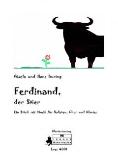 Ferdinand, der Stier (Klavierpartitur mit CD)