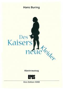 Des Kaisers neue Kleider (Klavierpartitur mit CD)
