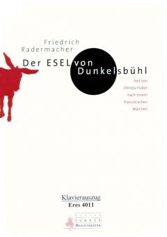 Der Esel von Dunkelsbühl  (Klavierpartitur)