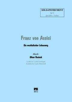 Franz von Assisi (Soloinstr. C)