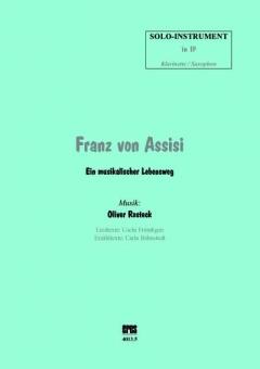 Franz von Assisi (Soloinstr. Bb)