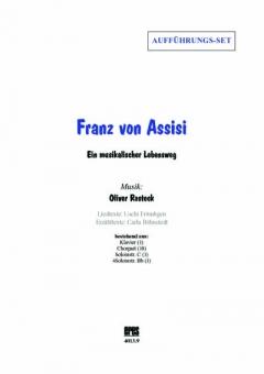 Franz von Assisi (Auff.-SET)