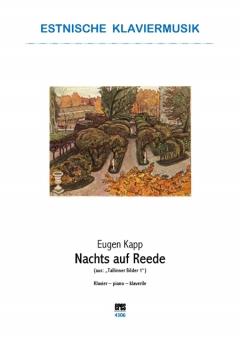 Nachts auf Reede (Klavier-DOWNLOAD)