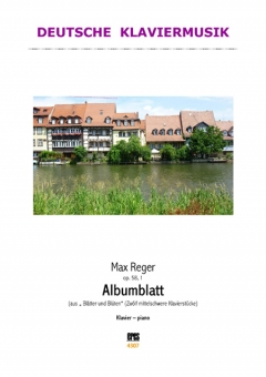 Albumblatt (Klavier-DOWNLOAD)