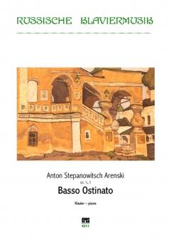 Basso Ostinato (Klavier)