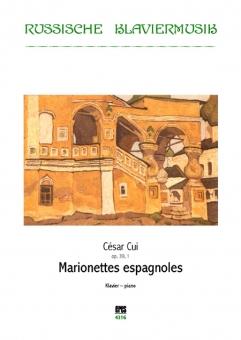 Marionettes espagnoles (Klavier-DOWNLOAD)