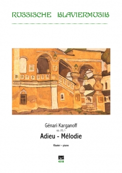 Adieu-Mélodie (Klavier-DOWNLOAD)