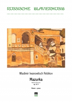Mazurka (Klavier-DOWNLOAD)