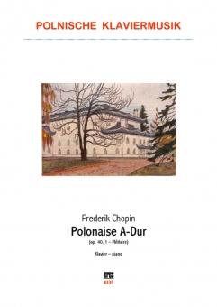 Polonaise A-major (Piano-DOWNLOAD)