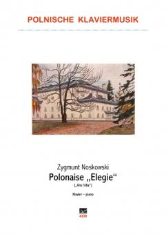 """Polonaise """"ELEGY"""" (Piano-DOWNLOAD)"""