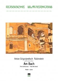 Am Bach (Klavier-DOWNLOAD)