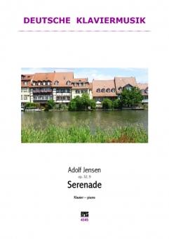 Serenade (Klavier-DOWNLOAD)