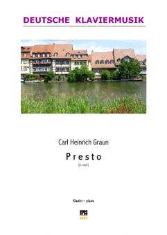 Presto (b-minor) (piano-DOWNLOAD)