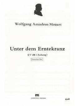 Unter dem Erntekranz (gem.Chor)