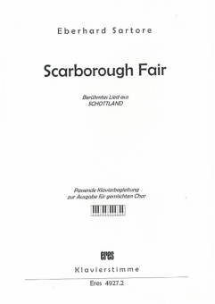 Scarborough Fair (Klavier)