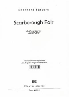 Scarborough Fair (Klavier)
