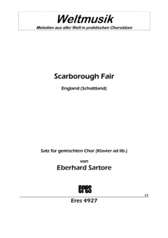 Scarborough Fair (gemischter Chor)