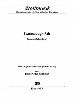 Scarborough Fair (gem.Chor)