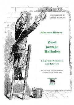 Zwei jazzige Balladen (Chorpartitur)