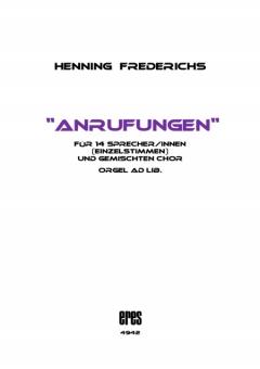 Anrufungen (gemischter Chor)
