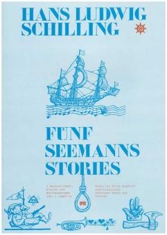 Fünf Seemanns-Stories (Männerchor / Partitur)