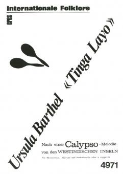 Tinga Layo (Männerchor)