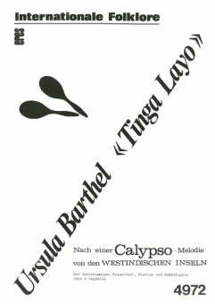 Tinga Layo (Frauenchor)