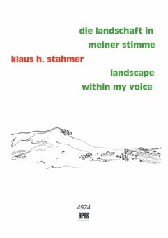 Die Landschaft in meiner Stimme (Sprechchor)