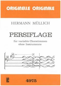 Persiflage (gem.Chor)