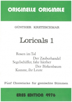 Loricals 1 (mixed choir) 111