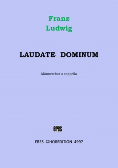 Laudate Dominum (lat. Text)