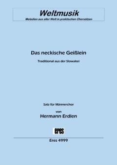 Das neckische Geißlein (Männerchor)