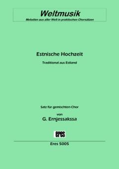 Estnische Hochzeit (gemischter Chor)