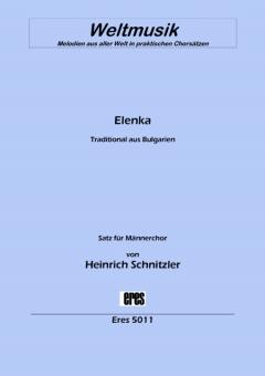 Elenka (Männerchor 3st)
