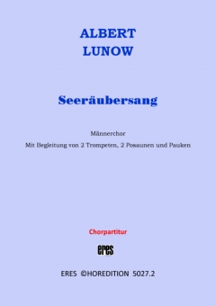 Seeräubersang (Männerchor)