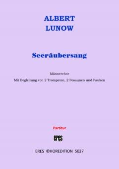 Seeräubersang (Instrumental Stimmen)