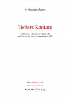 Heitere Kantate (gemischter Chor, Klavier)
