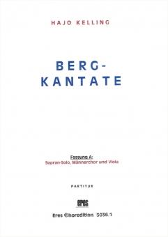 Berg-Kantate (Fassung A)