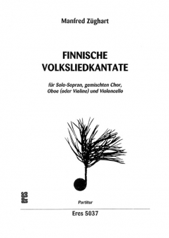 Finnische Volksliedkantate (gemischter Chor, Partitur)