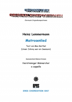 Matrosenlied (Männerchor)