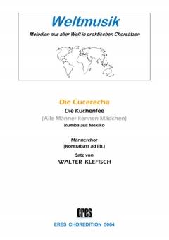 Die Cucaracha (Männerchor)