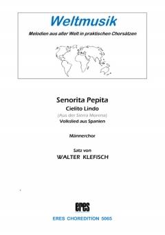 Senorita Pepita (Männerchor) 111