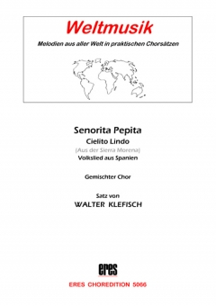 Senorita Pepita (gem.Chor) 111