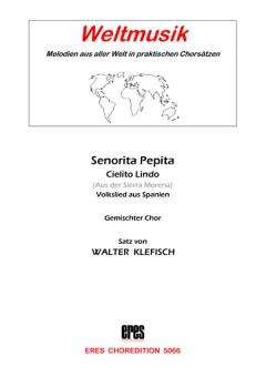 Senorita Pepita (gemischter Chor)